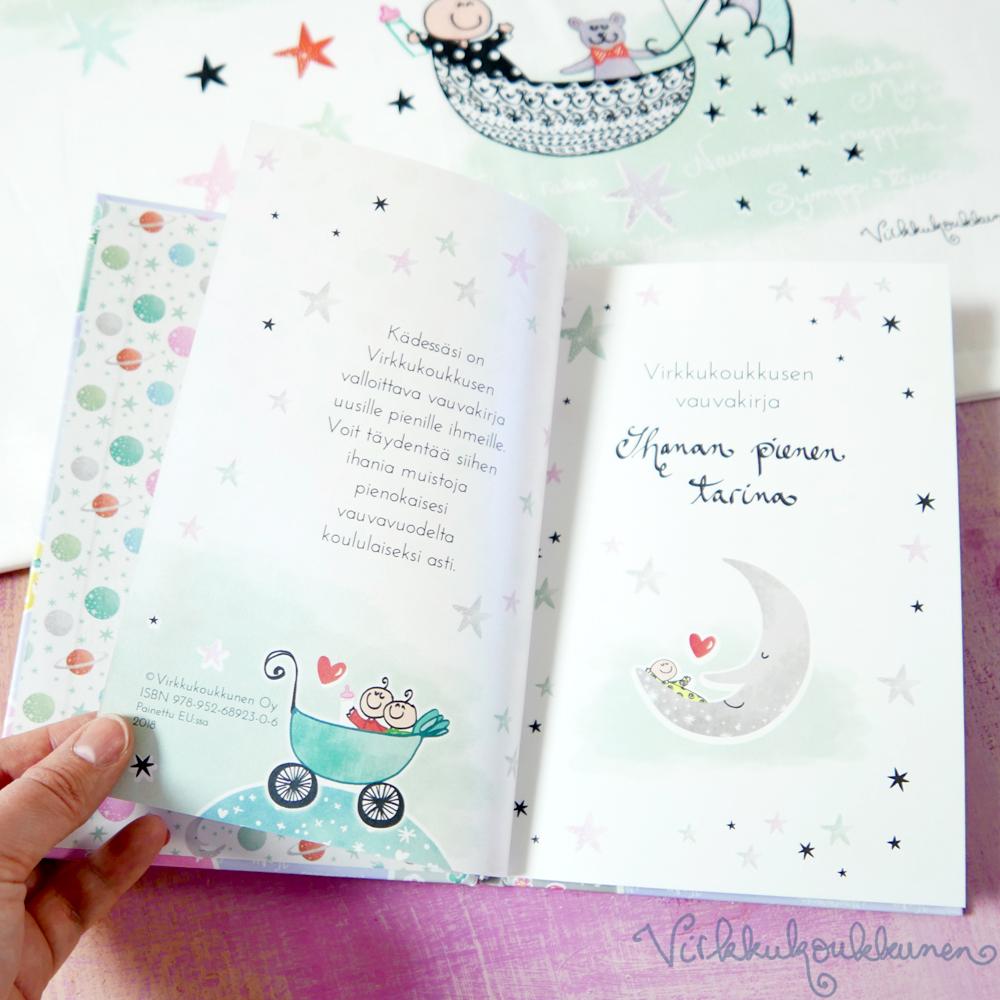 Vauva Kirja
