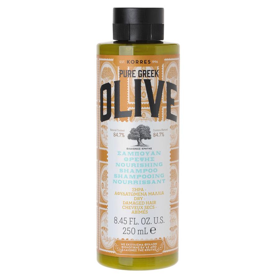 Shampoo Kuiville Hiuksille