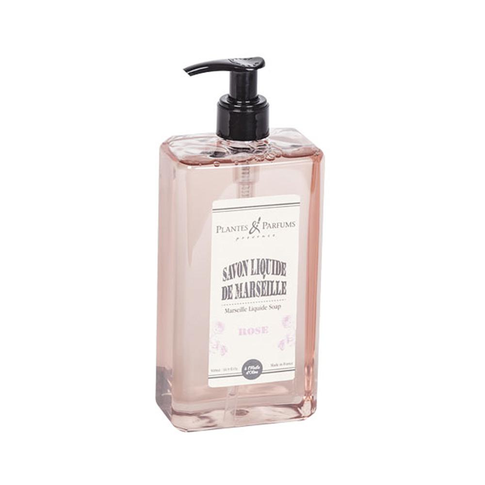 Plantes Parfumes Nestemainen Marseille Saippua 500 Ml Ruusu