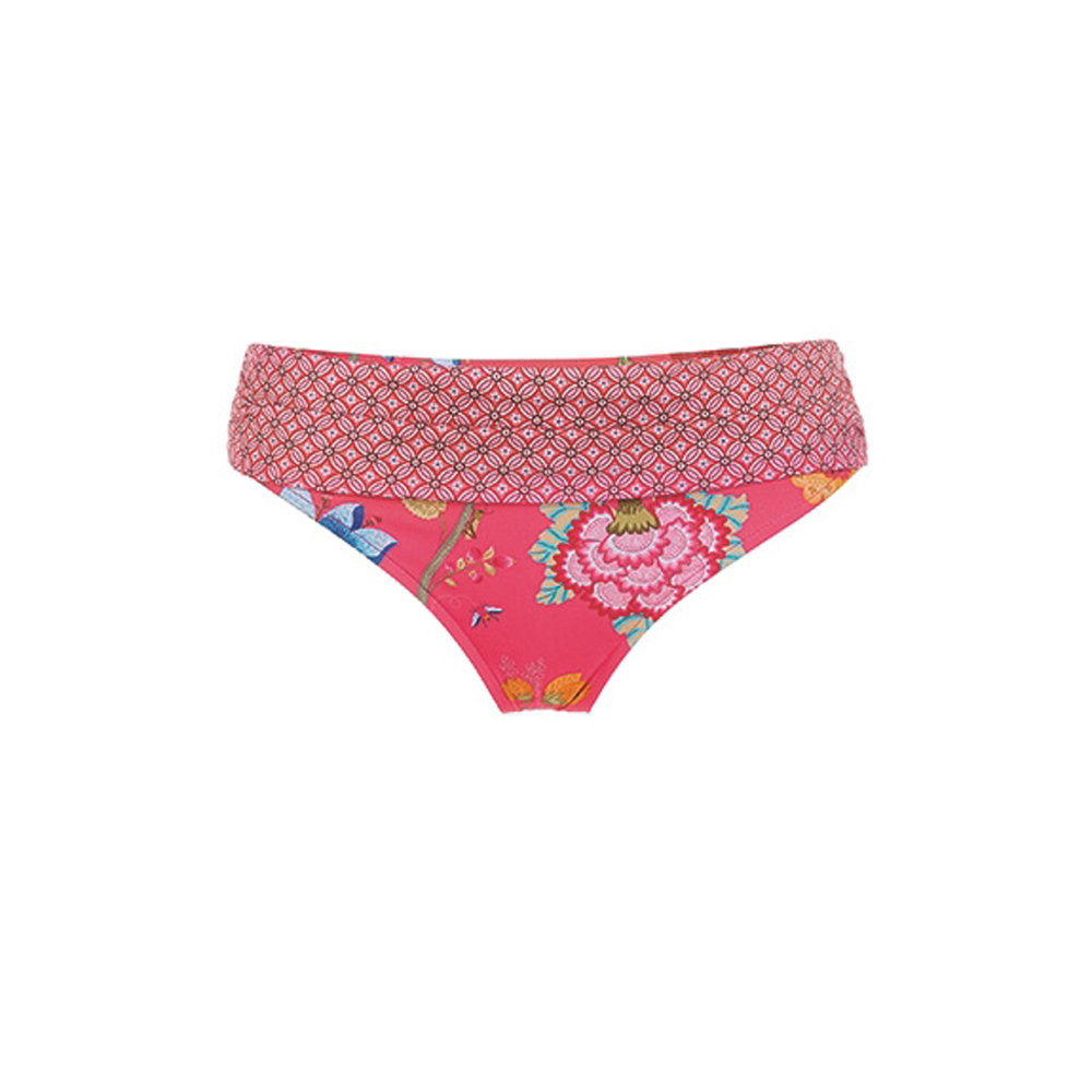 Karol Floral Fantasy pinkki bikinialaosa