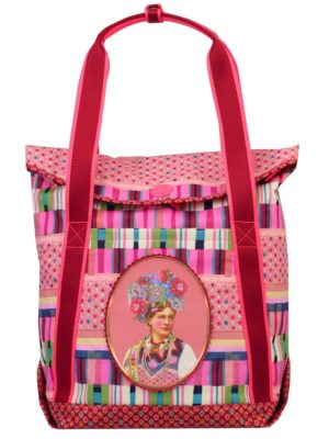 Oilily Mixed Tapes Shopper