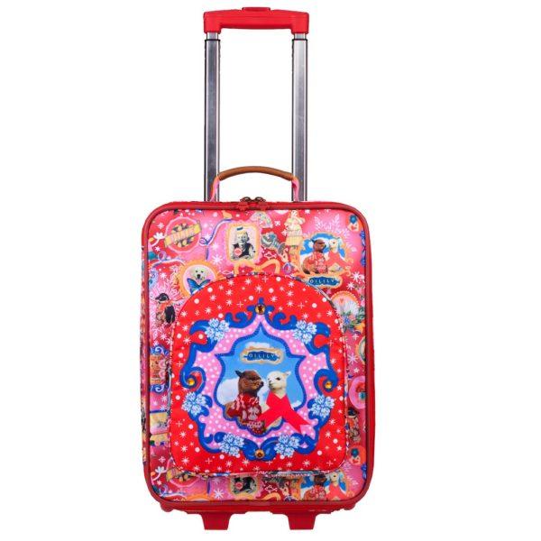 Oilily Celebration lasten matkalaukku