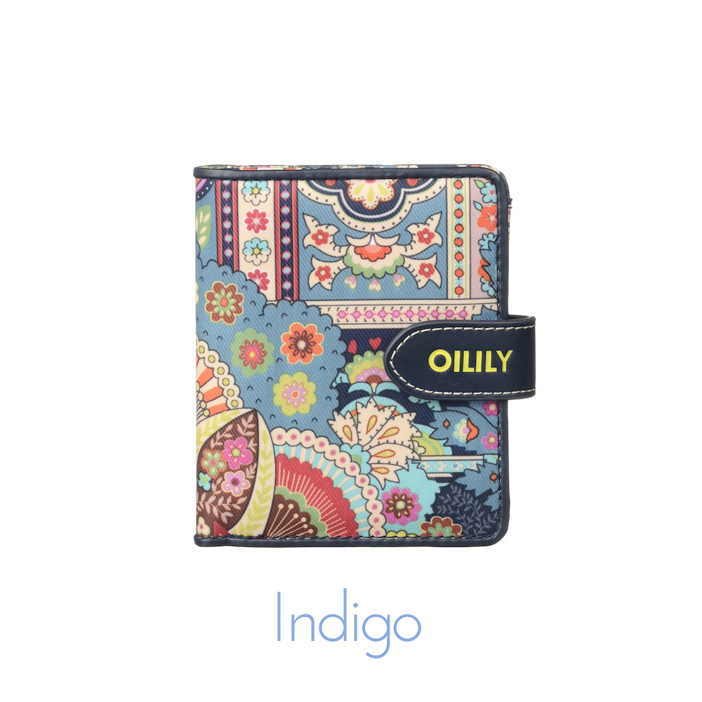 Oilily Winter Ovation rahapussi S flap