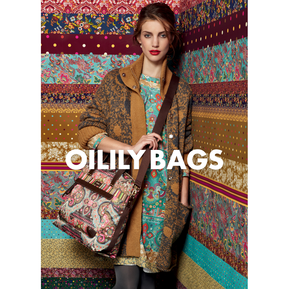 Oilily Winter Ovation Shopper