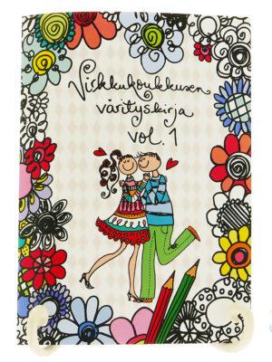 Värityskirja Vol. 1