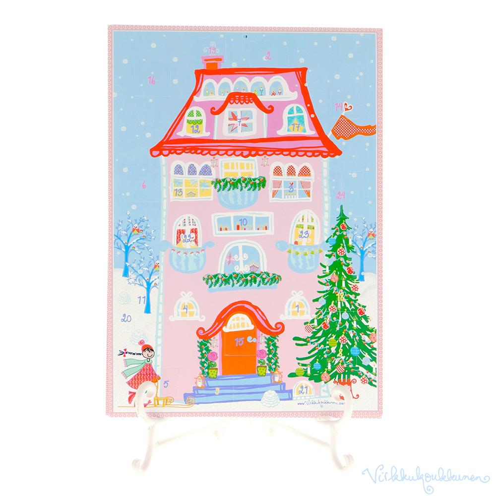 Virkkukoukkusen Joulukalenteri