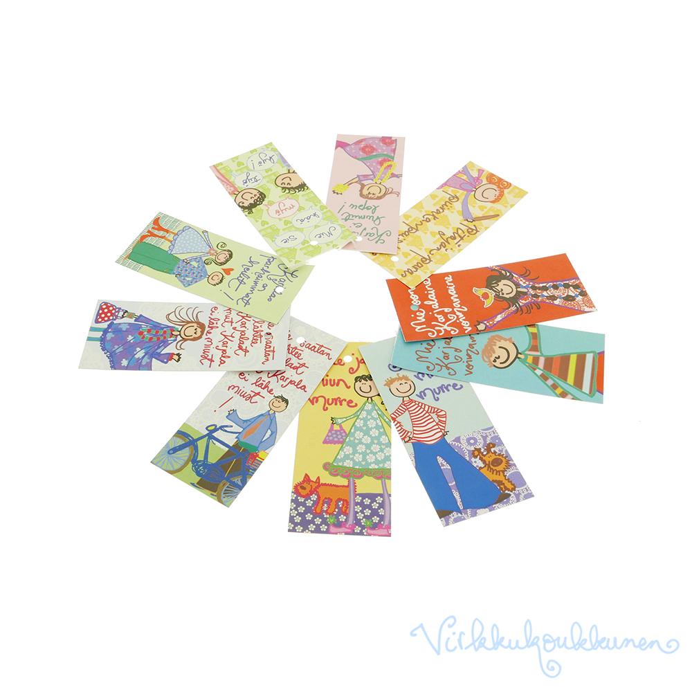 "Pakettikorttinippu ""Karjala"""