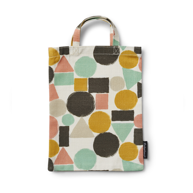 "Lasten kassi mini shopper ""Geometrics"""