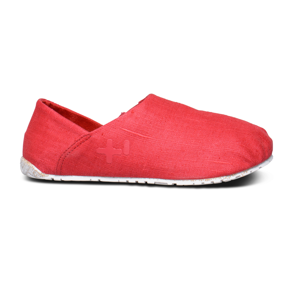"OTZSHOES Espadrille 2017 ""Racing Red"""