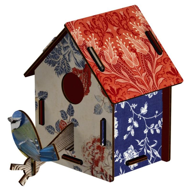 "Miho seinäkoriste linnunpönttö ""Countryside"""