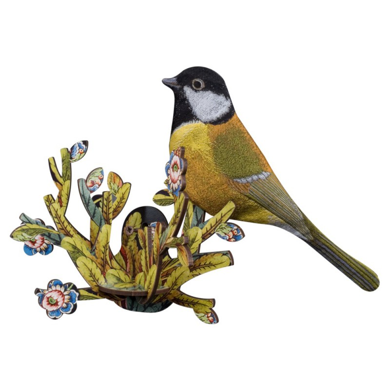 "Miho seinäkoriste lintu ""Zoe"""