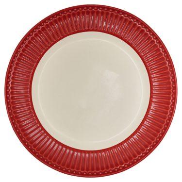 """Greengate ruokalautanen """"Alice"""" ø 26,5 cm"""