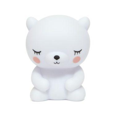 """Yövalo """"Jääkarhu"""" valkoinen"""