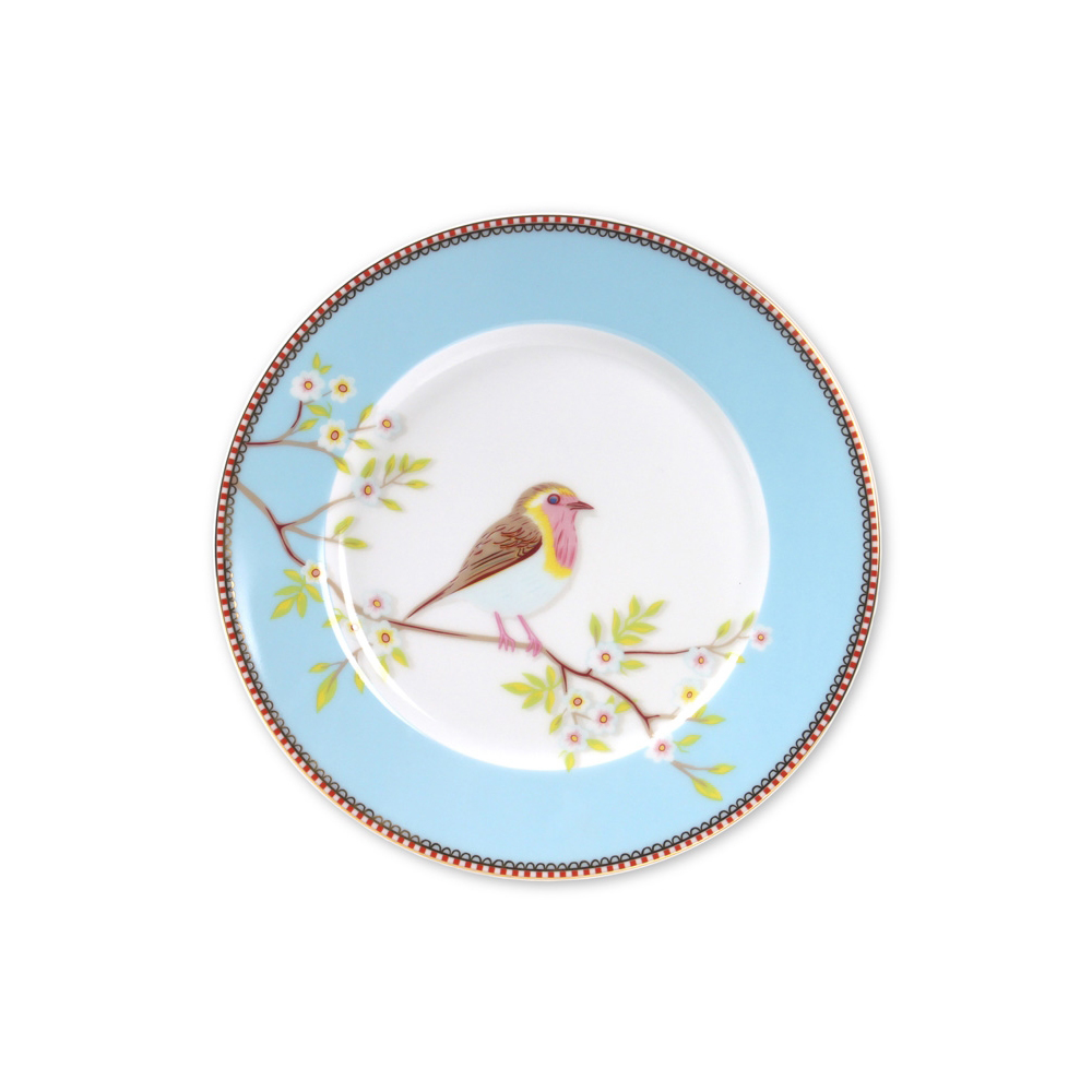 """Aamiaislautanen """"Early Bird"""" sininen"""