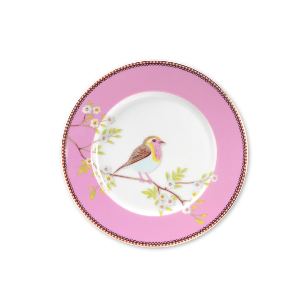 """Aamiaislautanen """"Early Bird"""" pinkki"""