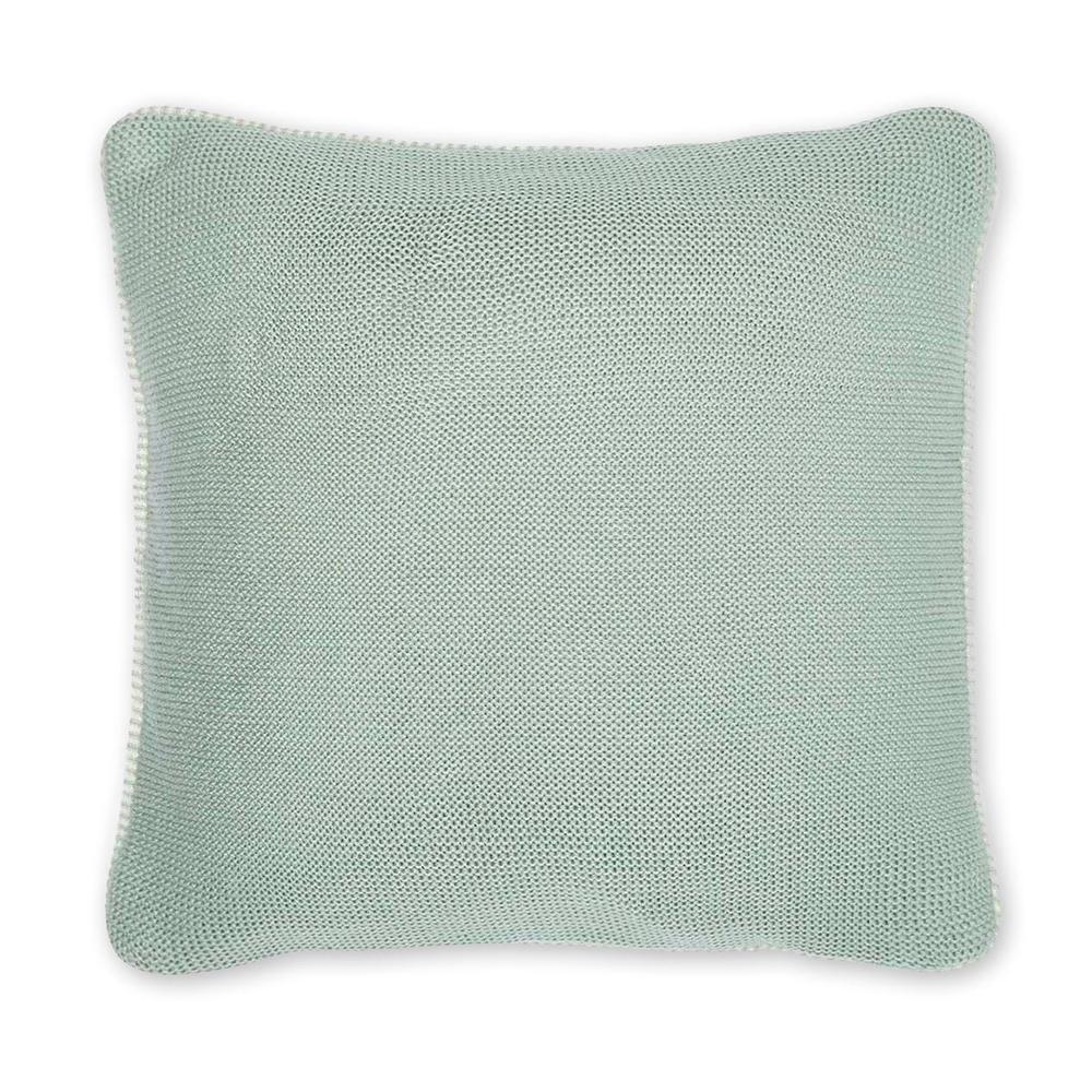 """Tyyny """"Cosy"""" 45 x 45 cm vihreä"""